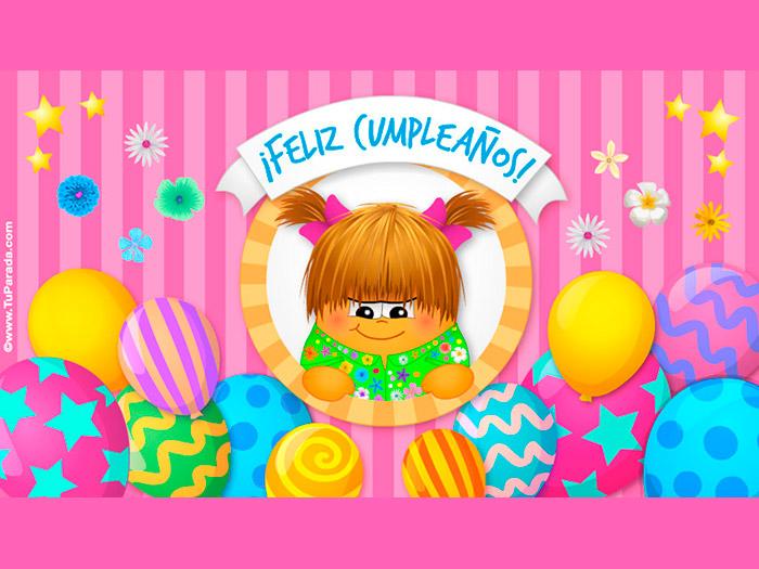 Tarjetas animadas de cumpleaños