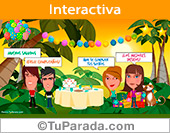 Tarjetas interactivas
