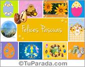 Tarjetas de Pascuas