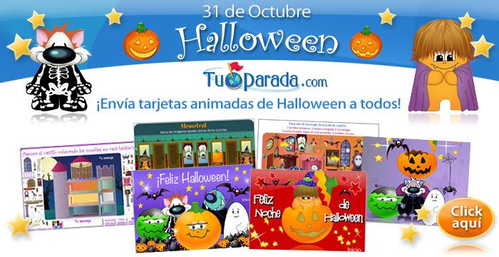 Tarjetas de Halloween