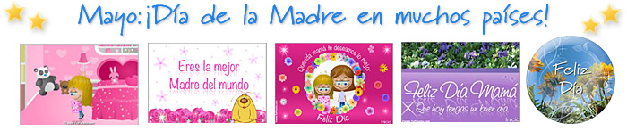 Tarjetas Día de la madre