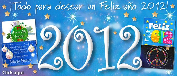 Tarjetas de feliz año nuevo