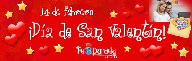 Postales de San Valentín