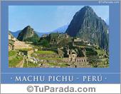 Fotos de Perú