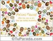 Postales de Pascua