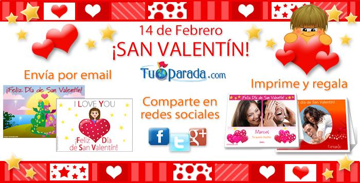 Sorprende con una tarjeta de san valent n regalos especiales - Regalos especiales para san valentin ...