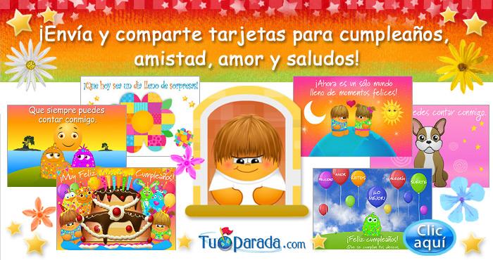Envia Y Comparte Tarjetas De Felicidades Amistad Amor Y Saludos
