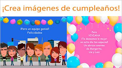 Imágenes de cumpleaños para personalizar y publicar