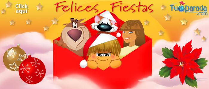 Tarjetas animadas de navidad divertidas para facebook