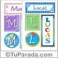 Nombres para carteles y stickers