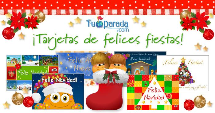 Tarjetas De Navidad Para Enviar Por Email Y Compartir En